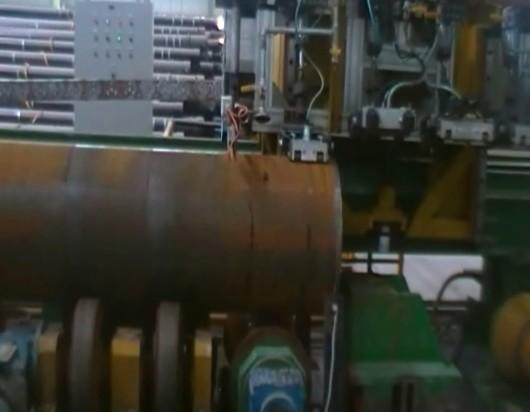 雷竞技二维码下载达系列钢管超声在线探伤系统