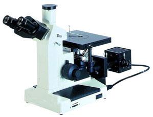 4XC型三目倒置金相显微镜